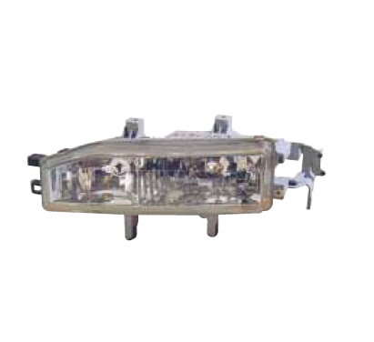 HEAD LAMP ONLY H/ACCORD MAESTRO TAHUN 1990 - 1991 LEFT HAND