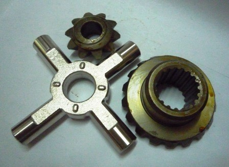 PINION GEAR SET + SPIDER ASSY M/ PS120