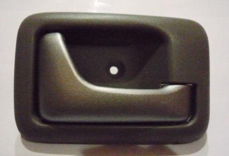 DOOR HANDLE INNER LEFT HAND S/ APV SILVER