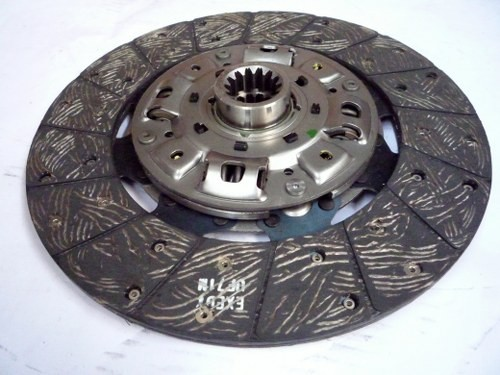 CLUTCH DISC M/FE74 INTERCOOLER